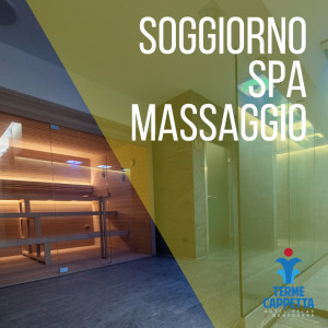 soggiorno spa massaggio terme